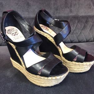 Vince Camuto s Strappy wedges